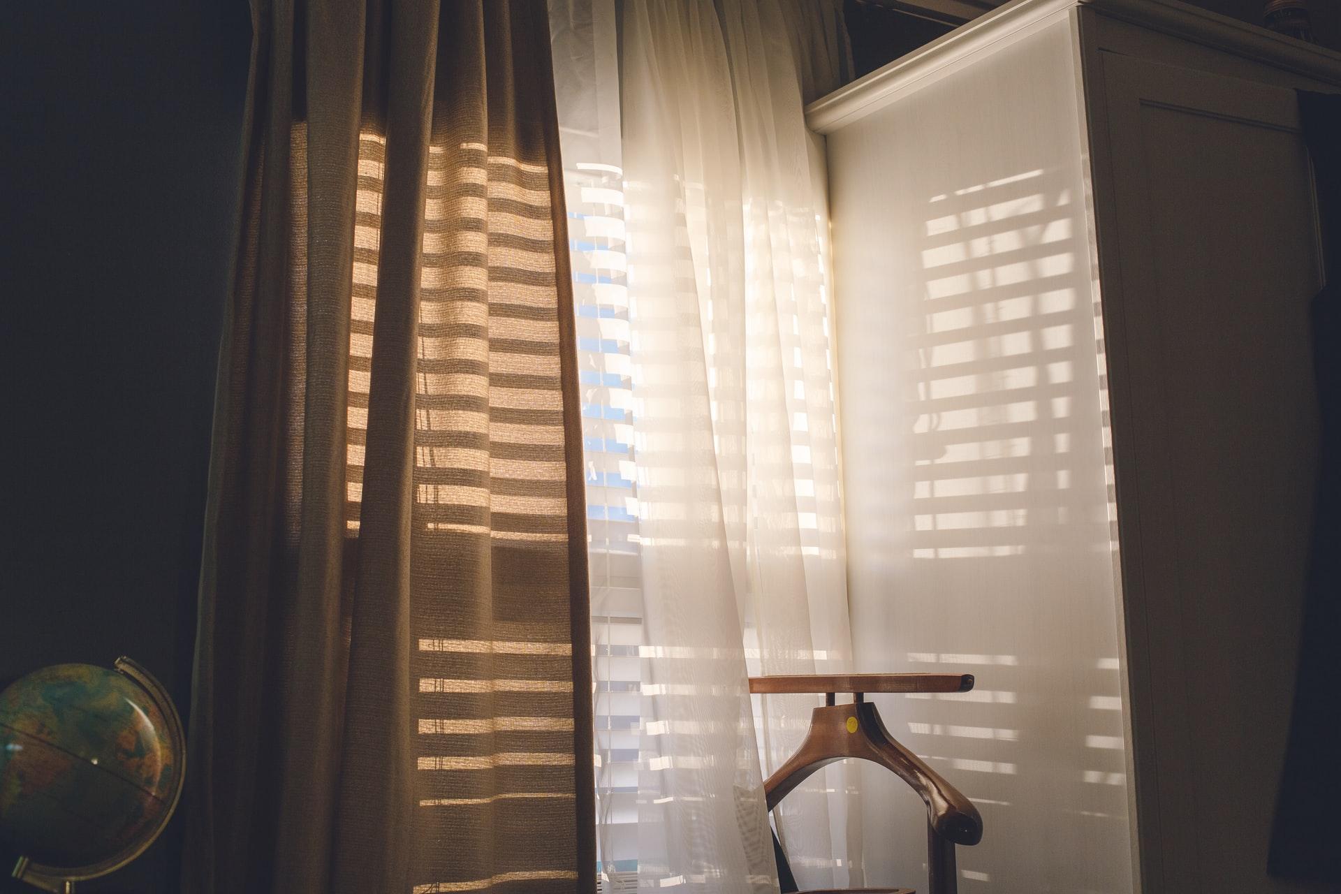 'gordijnen voor jouw woonkamer