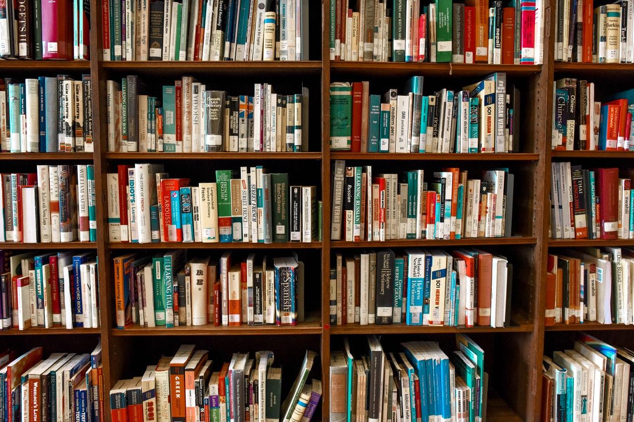 maak een boekenkast